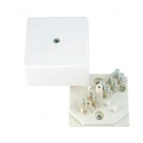 Коробка разветвительная для открытой установки с клеммником IP20 КРК2701 в кабель-канал от HEGEL