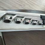 Набор накидных гаечных ключей 10-22 мм из 6 шт