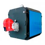 Котел водогрейный газо-жидкотопливный стальной ECOTRIO ECT 3.900