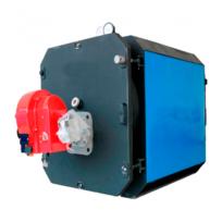 Котел водогрейный газо-жидкотопливный стальной ECOTRIO ECT 3.500