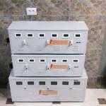 Стабилизатор напряжения переменного тока ФАЗКА, трехфазный