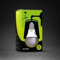 Светодиодная лампа LED ML 5W E27