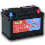 Стартерные батареи 12V - ENERGY LB