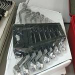 Комбинированный набор гаечных ключей 6-22мм из 8 шт
