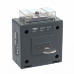 Трансформатор тока ТТИ-100 3000/5А 15ВА класс 0,5 ИЭК