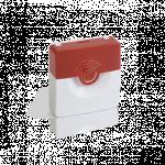 Оповещатель охранно-пожарный звуковой ОПОП 2-35 24В