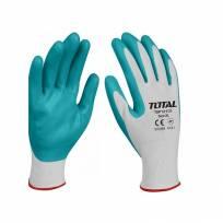 Нитриловые перчатки TOTAL
