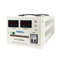 Стабилизатор напряжения ANDELI SVC-7500VA 110-250V