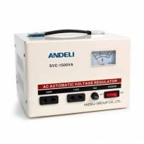 Стабилизатор напряжения ANDELI SVC-500VA