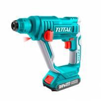 Аккумуляторный перфоратор TOTAL TRHLI1601