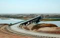 В начале следующего года начнется строительство моста через Амударью