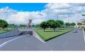 В Узбекистане построят дорогу под сквером