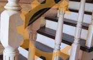 Чем покрыть деревянную лестницу в доме