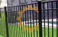 Забор из профильной трубы